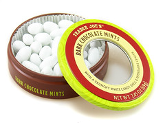 Trader Joe's Dark Chocolate Mints