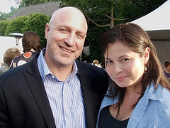 With Tom Colicchio, MyLastBite.com