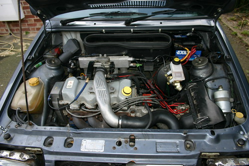 Ford Escort Rs Turbo Engine. Ford Escort MK4 RS Turbo