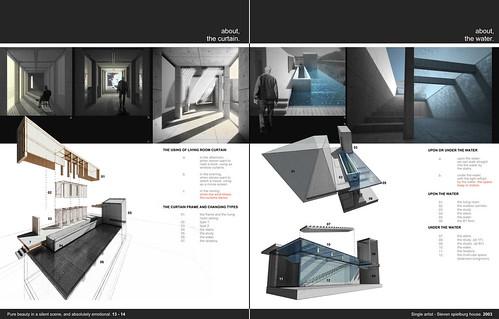 Architecture portfolio 13 14 a photo on flickriver for Architecture portfolio tips