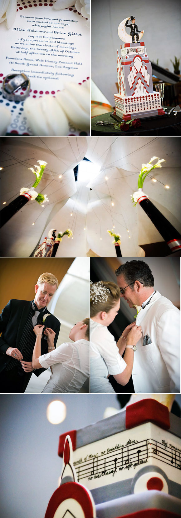 Real weddings - Allan & Brian - Bella Figura
