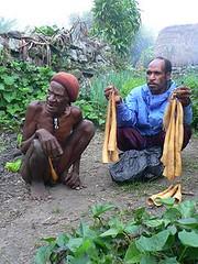 koteka man (tjontheroad1) Tags: indonesia penis valley papua baliem sheath koteka
