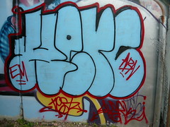 herc throw (oldman616) Tags: graffiti houston herk herc