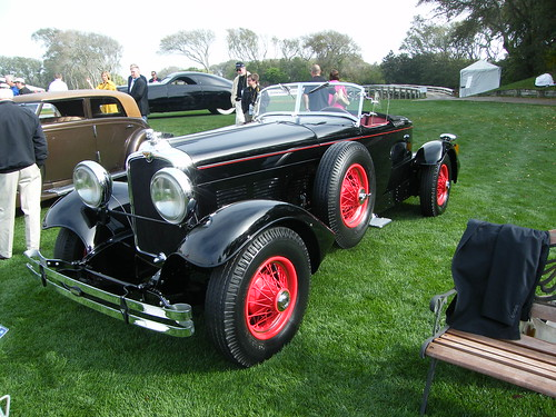 1927 Stutz Boattail Speedster by Bohman and Schwartz at Amelia Island 2009  - a photo on Flickriver