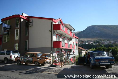 Hotel Mostar Inn in Mostar Bosnia and Herzegovina