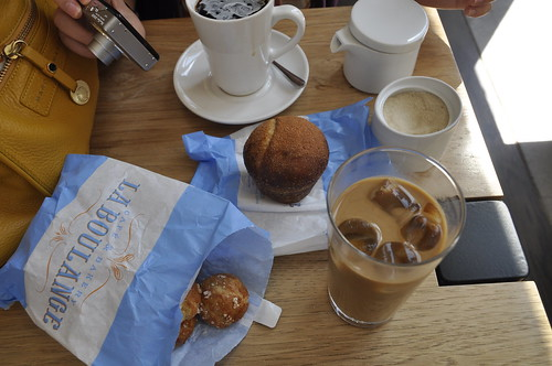 Afternoon coffee & pastries