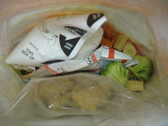 Inside the bag