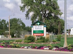 Holy Rosary Healthcare, Miles City (dave_mcmt) Tags: city sign hospital montana mt miles emergency hrh wilsonstreet milescity wilsonst hospitalsign holyrosaryhospital holyrosaryhealthcare sistersofcharityofleavenworth ssewellave ssewellavenue sistersofcharityofleavenworthhealthsystem
