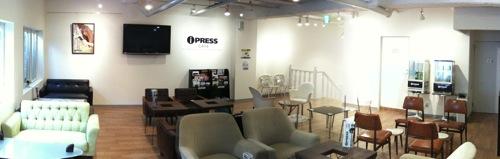 iPRESS CAFE091017