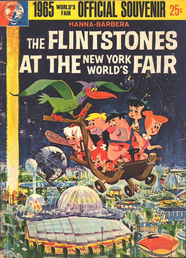 Flintstones at the NY Worlds Fair_01_FC