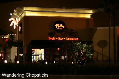 RA Sushi Bar Restaurant - Tustin 1