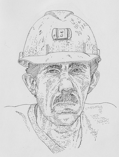 Coal Miner - 20110509 by Fred Ramon
