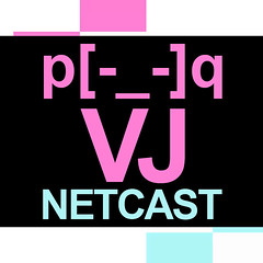 VJnetcast Album Artwork V-2011-01 600x600 (by VJnet)