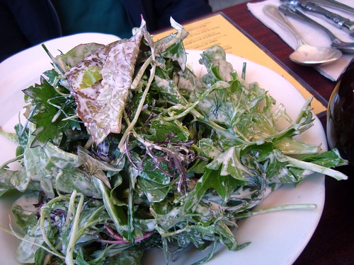 Green Salad @ M. Wells
