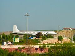 DC-7 (dagilmar) Tags: parque spain cordoba miraflores dc7 andaluca dagilmar