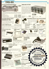 Tandy 1981(33) (gusset) Tags: toys retro electronics 1981 catalogue hifi tandy microcomputer