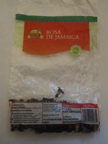 Rosa de Jamaica by Rolling Okie