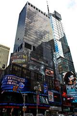 Times Square Studios (Oscar von Bonsdorff) Tags: nyc newyorkcity ny building skyscraper manhattan broadway commercial timessquare gmc sephora commercials jvc goodmorningamerica abcnews tss thebigapple eyewitnessnews timessquarestudios ultimatefighter 1500broadway thewaltdisneycompany