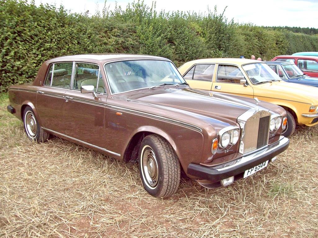 101 Rolls Royce Silver Shadow II (1977-80)