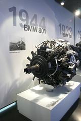 BMW 801 Flugzeugmotor (1944) - BMW Museum