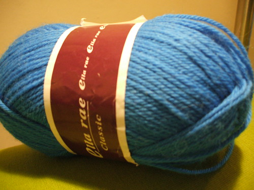 the last blue yarn evar
