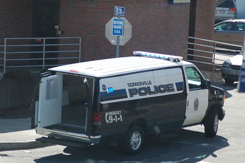 An Arrest in Somerville #5: The Wagon Arrives--Bringing Donuts (Literally)