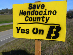 VOTE YES ON MENDOCINO COUNTY MEASURE B