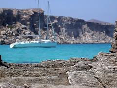 Favignana ($pyThereMan) Tags: sea mare sicilia favignana