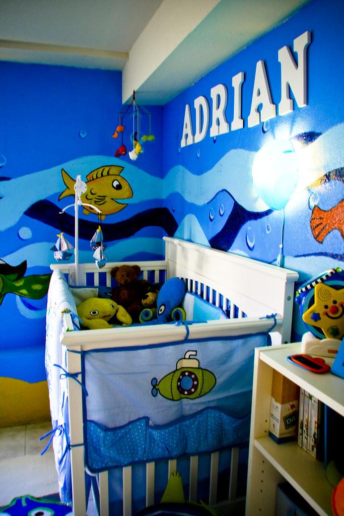 The Baby Boy Nursery