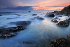 Sunset at Salt Point State Park (davidkiene) Tags: california ca sunset bravo searchthebest 100v10f pacificocean sonomacounty jenner saltpointstatepark fortross varind the4elements abigfave yourbestshot absolutelystunningscapes qemdfinchfavforapril2008 flickrlovers russianrivercoastal castateparkstnc10