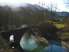 Kamper-aga stone bridge - revisited (dkilim) Tags: bridge water stone canon river powershot ixus 75 aga ioannina kamper giannena epirus ipiros anawesomeshot sd750     baldouma miliotades zagoritikos  aracthos