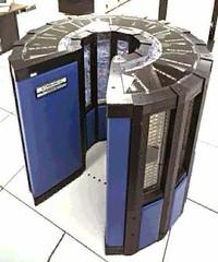 Supercomputadora Cray por referenta