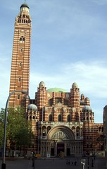 Westminster Cathedral, Victoria