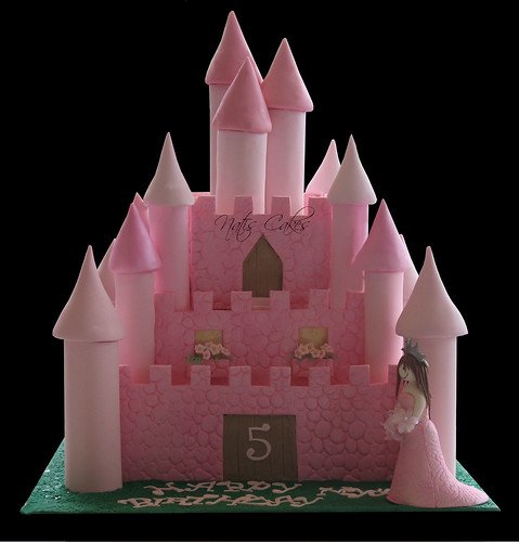 Mya's Princess Castle