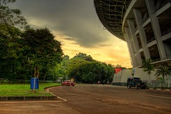 Gelora Bung Karno (Suharwan) Tags: indonesia stadium jakarta jogging hdr 3xp canoneos400d gelorabungkarno canonefs1022f3545usm