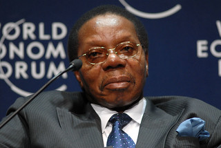 Bingu Wa Mutharika - World Economic Forum on A...