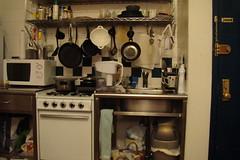 JEFF家,廚房