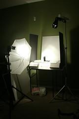 Set Up for Mamiya TLR Grip (Gerald Gonzales) Tags: mamiya tlr speed setup grip productphotography c330 canon30d pocketwizards vivitar285 strobist vivitar285hv canon2035mmf3545
