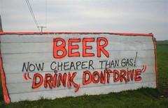 BeerCheaperGas