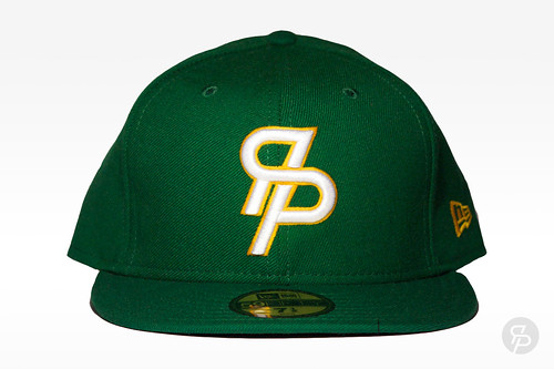 Rock Paper Scissors New Era - Kelly Green/Yellow