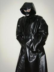 SBR Mackintosh (lulax40) Tags: rubber rainwear mackintosh sbr