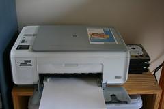 £9.95 HP Printer