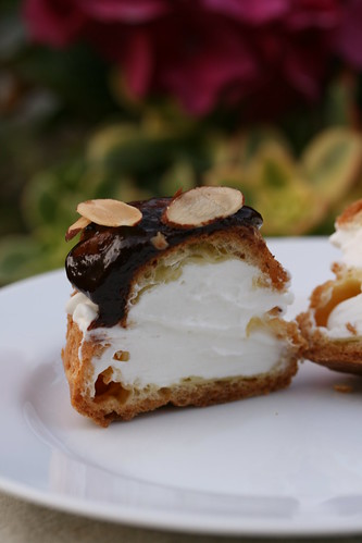 Peppermint Cream Puff (Tuesdays with Dorie)