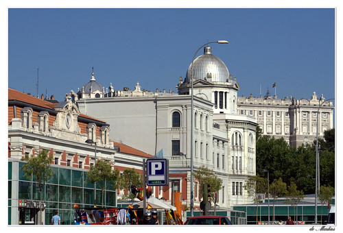 Estación del Norte. Madrid