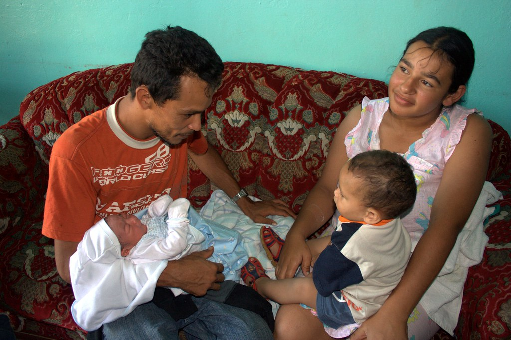 Sarai and her family