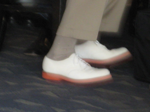 SMB8 Monty's Shoes