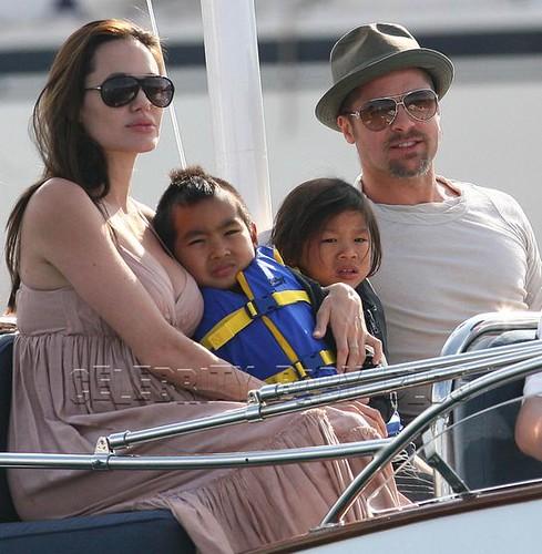 Maddox Jolie-Pitt, Pax