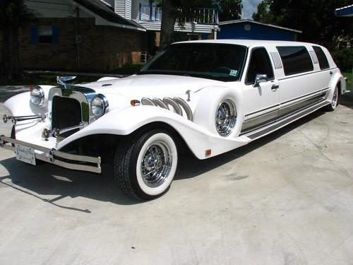 excalibur limo