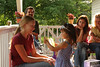 Lilly and Jenny (lorijohernandez) Tags: family kids fun abeautifulevening lillysbirthdayparty