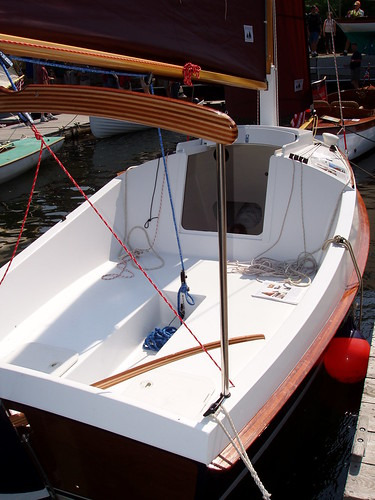 PocketShip cockpit